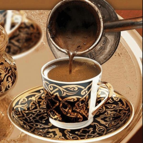 Кофе по восточному